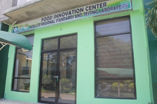 Food Innovation Center Satellite Regional Standard And Testing Laboratory